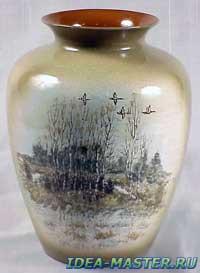 Технологический процесс изготовления керамики в домашних условиях, глазурь для керамических изделий
