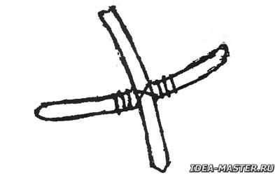 Из чего изготовить каркас абажура своими руками 101