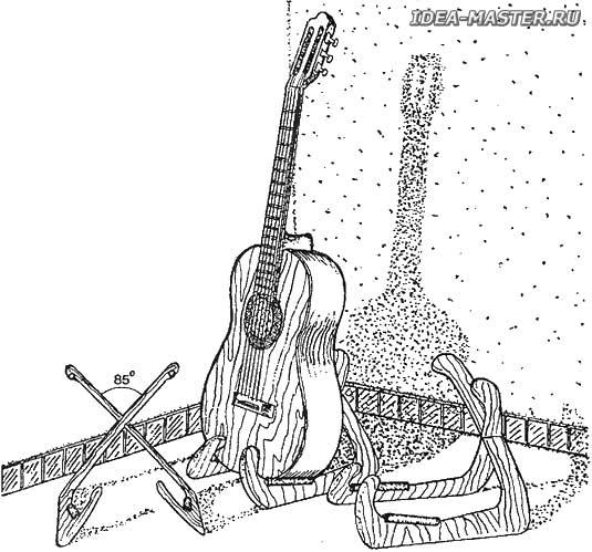 Чертежи Стойки Для Гитары