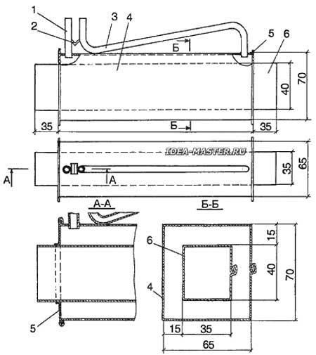 Конструкция охладителя