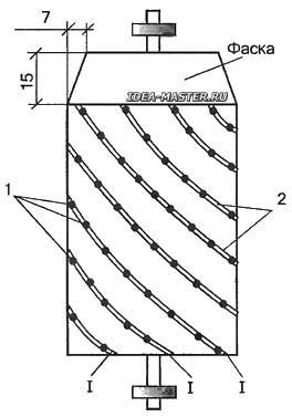 Изготовление домашней ручной мельницы с электромотором. Самодельная мельница своими руками