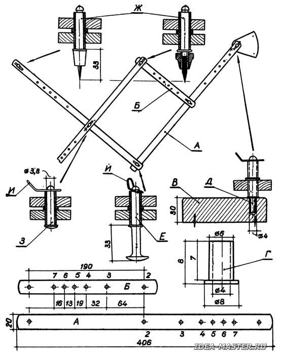 Как сделать пантограф — конструкция самодельного пантографа