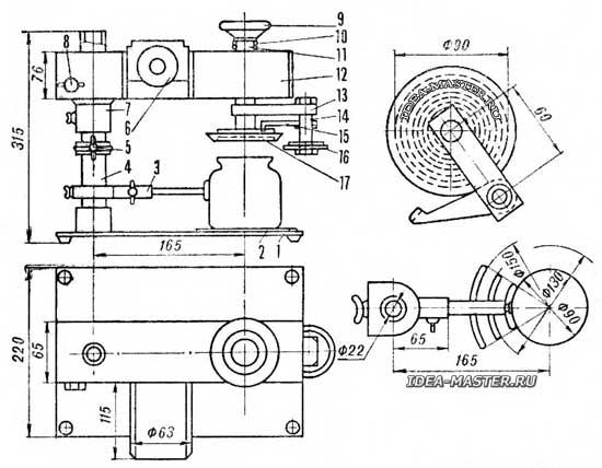 Закаточная машинка — самодельная электрическая машинка для закатки банок